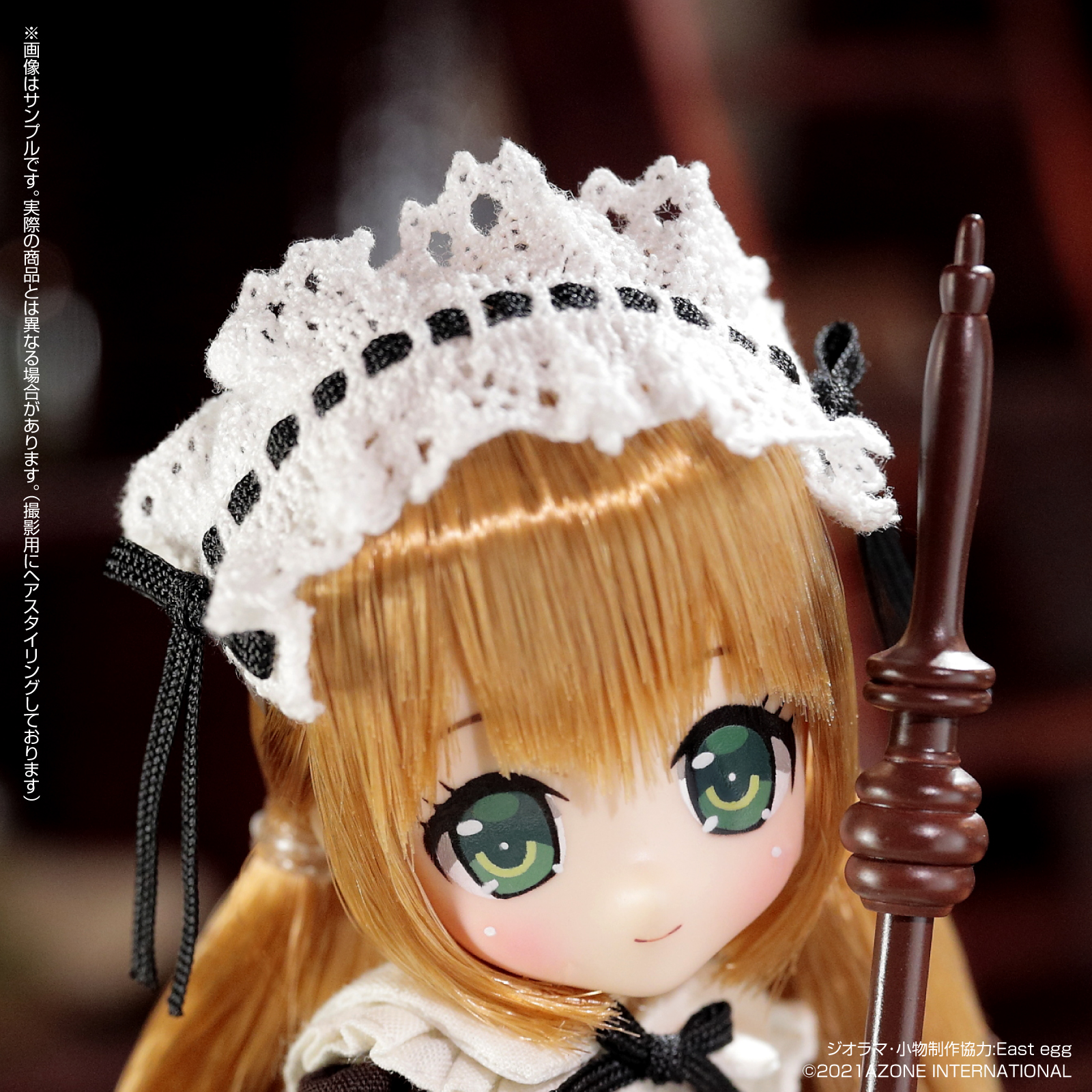Lil'Fairy ~ちいさなお手伝いさん~『リプー 7th anniv.(ノーマル口ver.)』1/12 完成品ドール-015