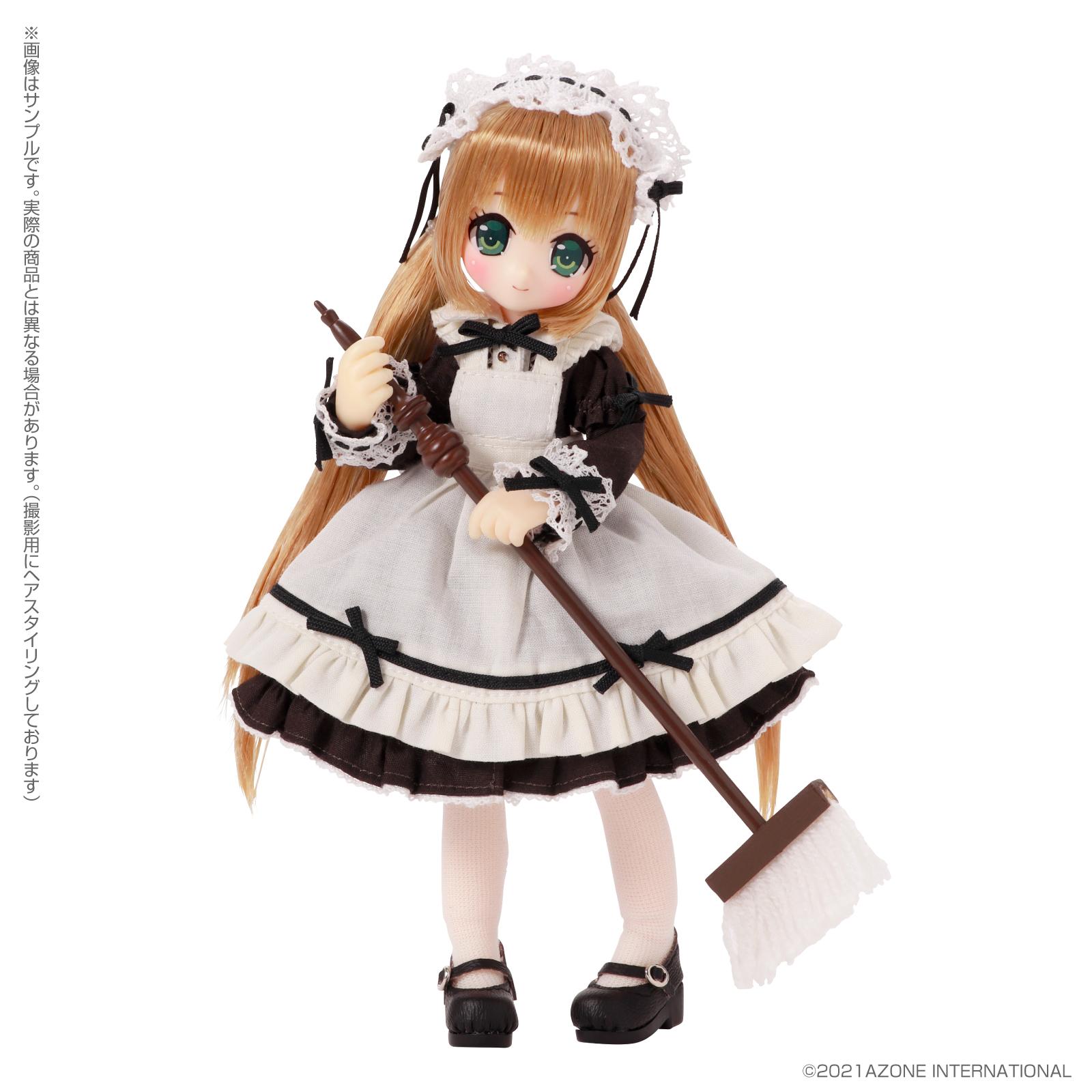 Lil'Fairy ~ちいさなお手伝いさん~『リプー 7th anniv.(ノーマル口ver.)』1/12 完成品ドール-017
