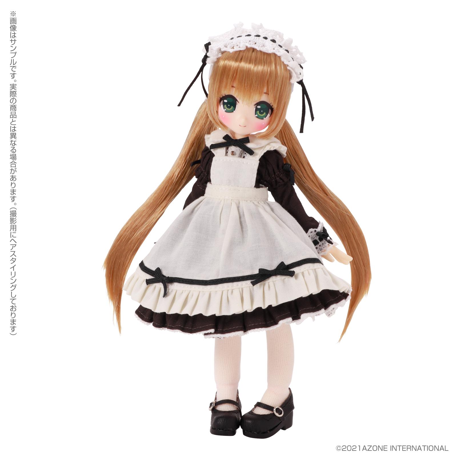 Lil'Fairy ~ちいさなお手伝いさん~『リプー 7th anniv.(ノーマル口ver.)』1/12 完成品ドール-018