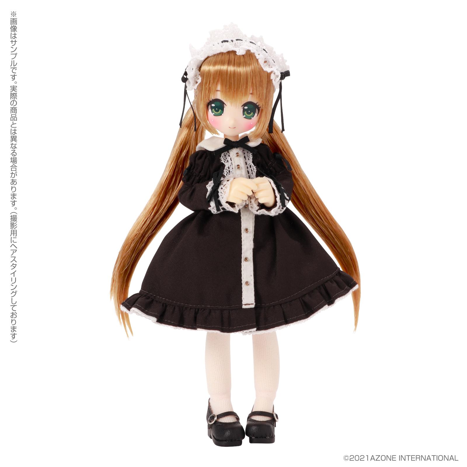 Lil'Fairy ~ちいさなお手伝いさん~『リプー 7th anniv.(ノーマル口ver.)』1/12 完成品ドール-020