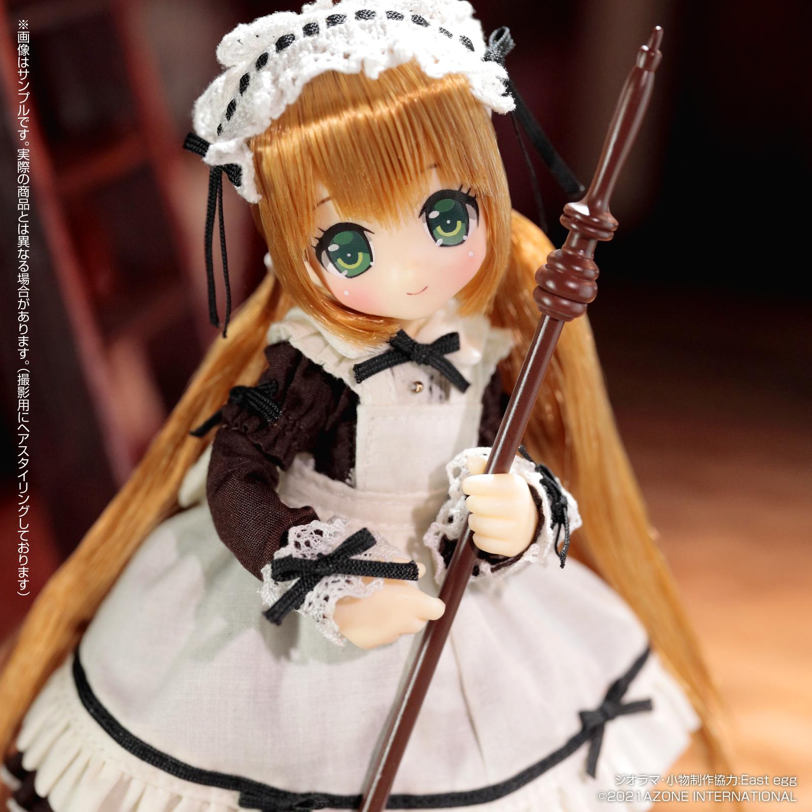 Lil'Fairy ~ちいさなお手伝いさん~『リプー 7th anniv.(ノーマル口ver.)』1/12 完成品ドール-022