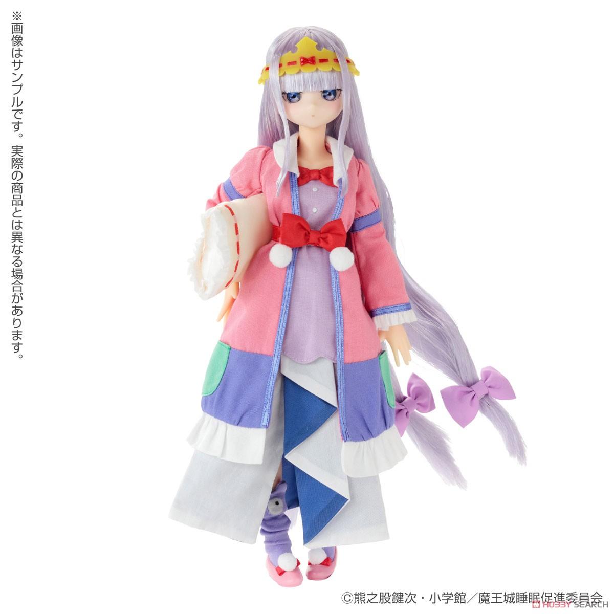 ピュアニーモ キャラクターシリーズ No.138『スヤリス姫』魔王城でおやすみ 1/6 完成品ドール-001