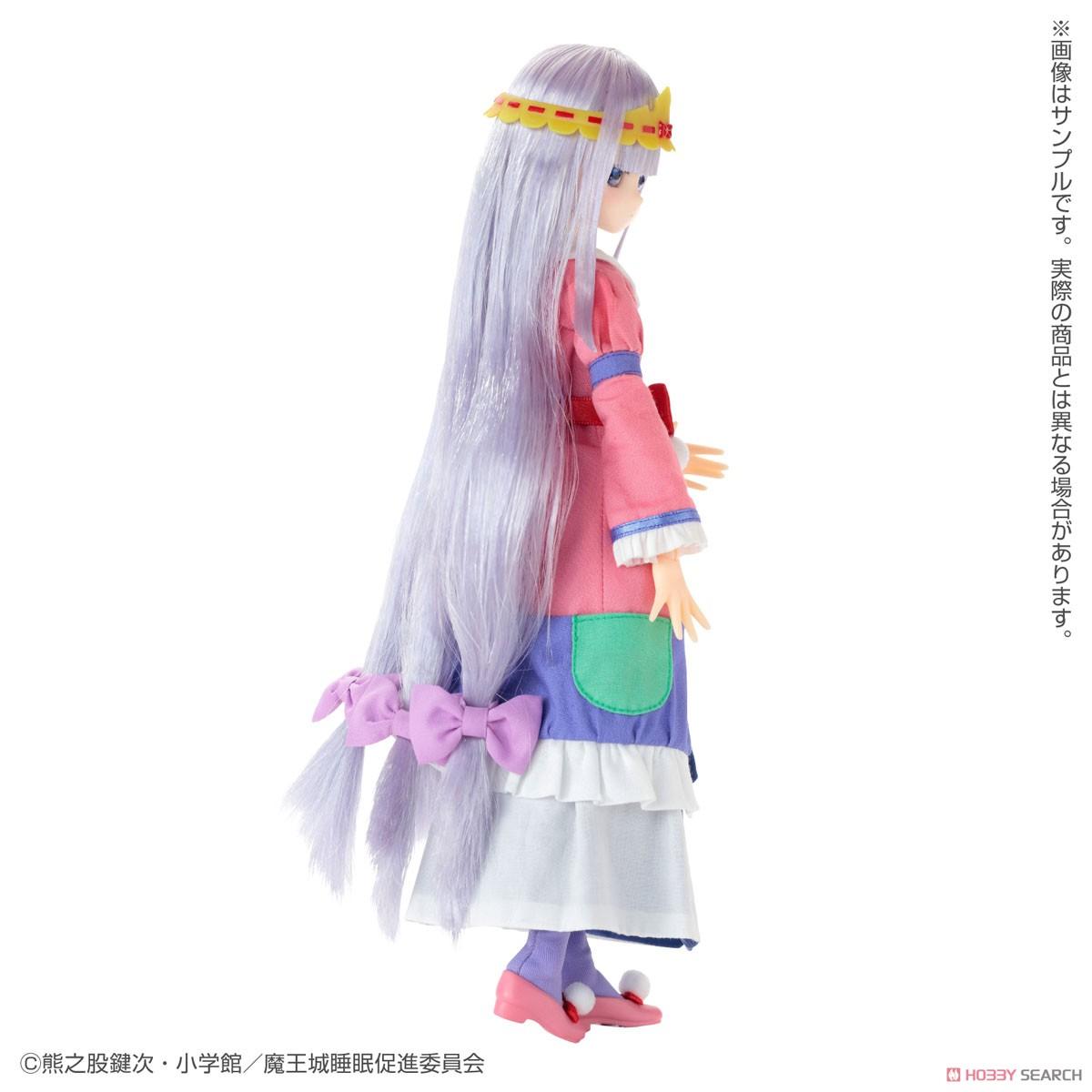 ピュアニーモ キャラクターシリーズ No.138『スヤリス姫』魔王城でおやすみ 1/6 完成品ドール-003