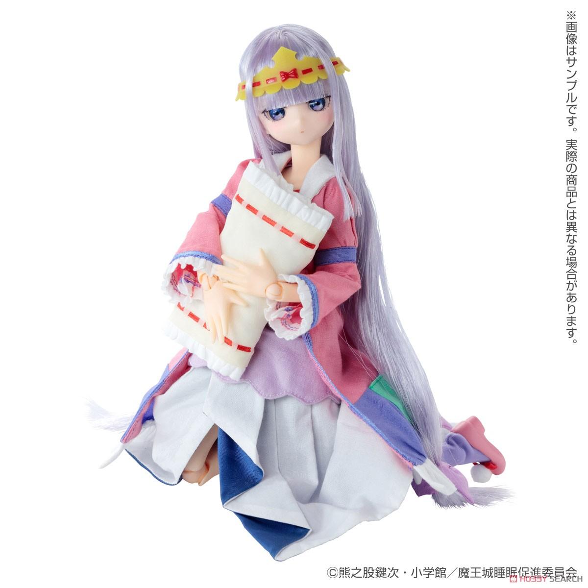 ピュアニーモ キャラクターシリーズ No.138『スヤリス姫』魔王城でおやすみ 1/6 完成品ドール-004