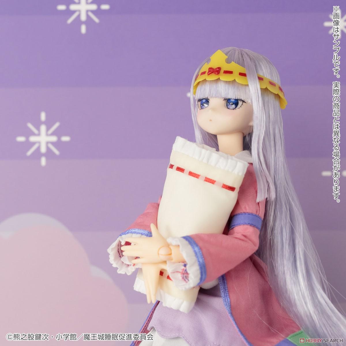 ピュアニーモ キャラクターシリーズ No.138『スヤリス姫』魔王城でおやすみ 1/6 完成品ドール-008