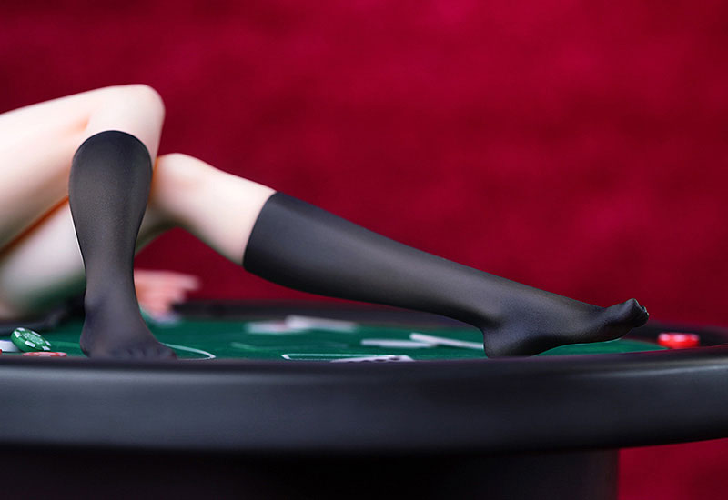 賭ケグルイ××『早乙女芽亜里』1/7 完成品フィギュア-010