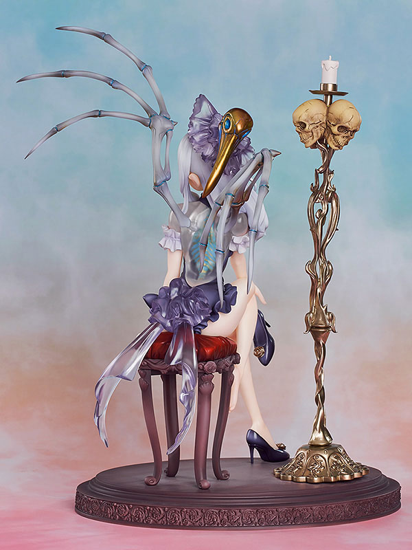 怪物少女『ペリカン-Pelecanus』1/7 完成品フィギュア-004