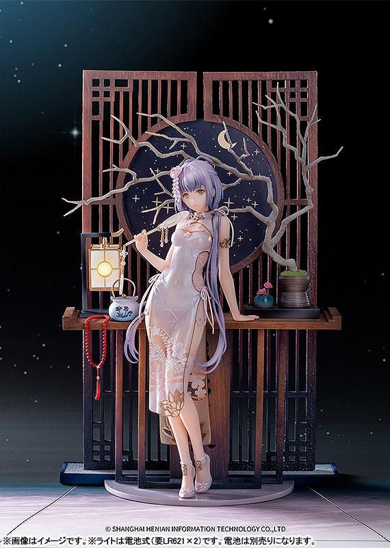Vsinger『洛天依 芒種Ver.』1/8 完成品フィギュア-008