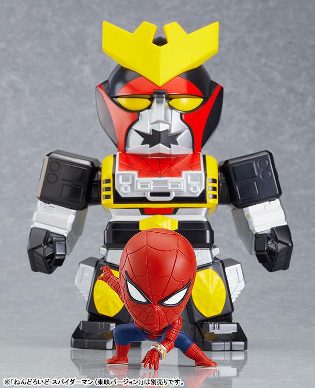 ねんどろいどもあ『レオパルドン』スパイダーマン 完成品フィギュア-005