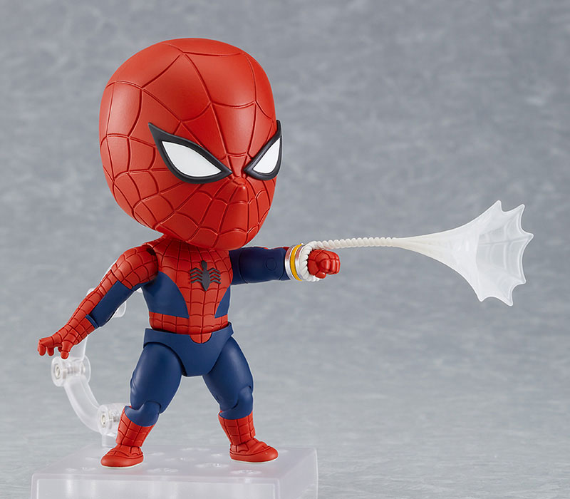 ねんどろいどもあ『レオパルドン』スパイダーマン 完成品フィギュア-009