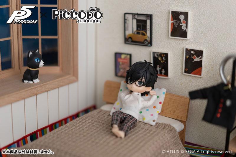 PICCODO(ピコドー)『主人公』ペルソナ5 完成品ドール-013