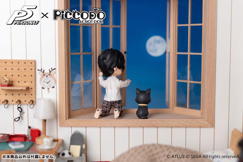 PICCODO(ピコドー)『主人公』ペルソナ5 完成品ドール-015