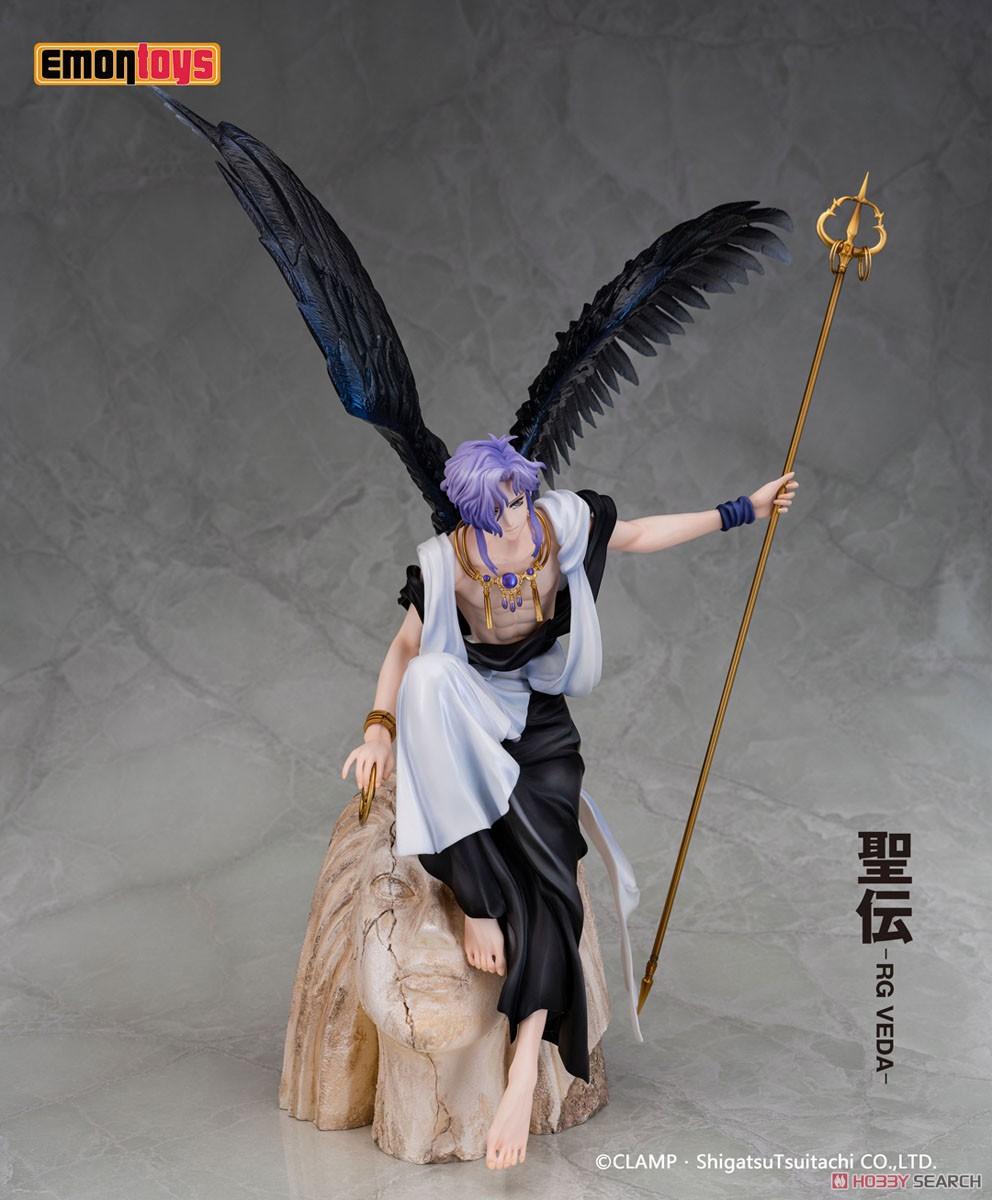 聖伝 -RG VEDA-『孔雀』1/7 完成品フィギュア-001