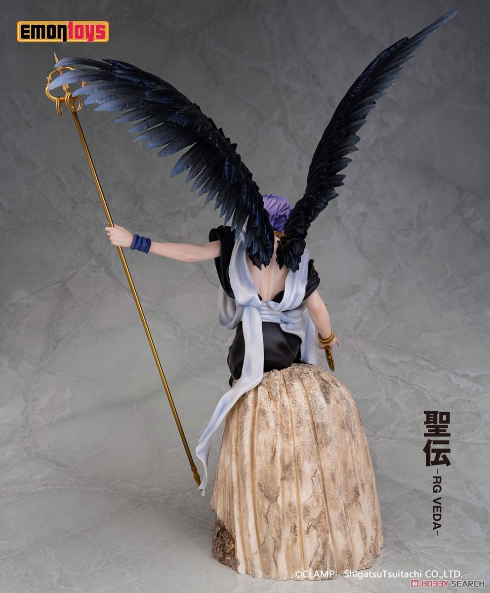 聖伝 -RG VEDA-『孔雀』1/7 完成品フィギュア-003