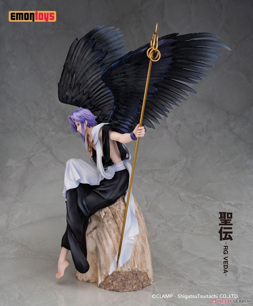 聖伝 -RG VEDA-『孔雀』1/7 完成品フィギュア-007