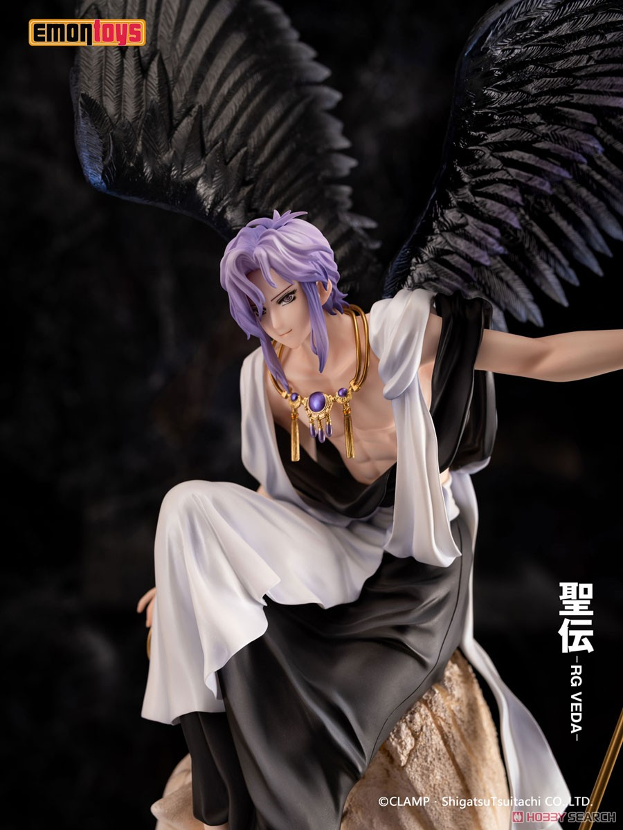 聖伝 -RG VEDA-『孔雀』1/7 完成品フィギュア-008