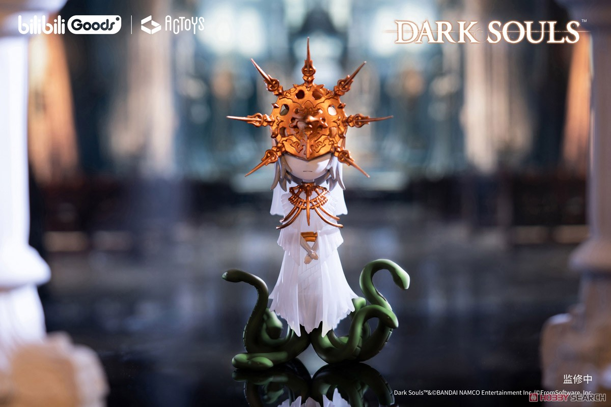 ダークソウル『DARK SOULS(ダークソウル)デフォルメフィギュア Vol.2』6個入りBOX-008