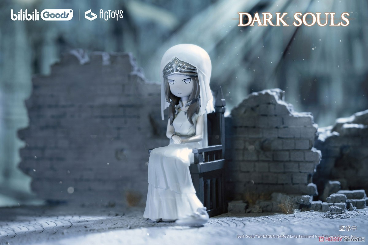 ダークソウル『DARK SOULS(ダークソウル)デフォルメフィギュア Vol.2』6個入りBOX-017