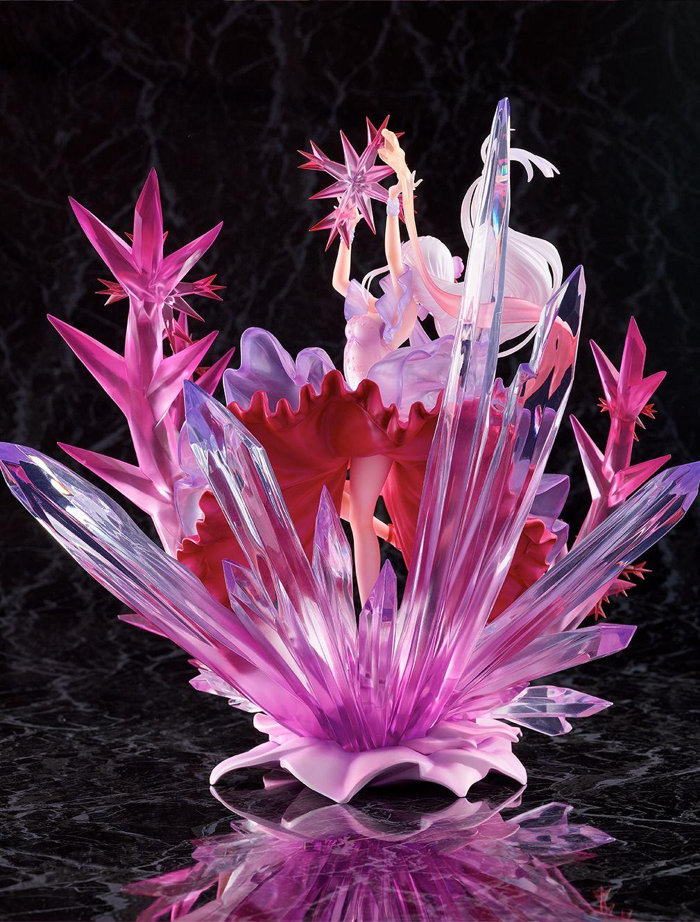 【限定販売】Re:ゼロから始める異世界生活『氷結のエミリア -Crystal Dress Ver-』 1/7 完成品フィギュア-011