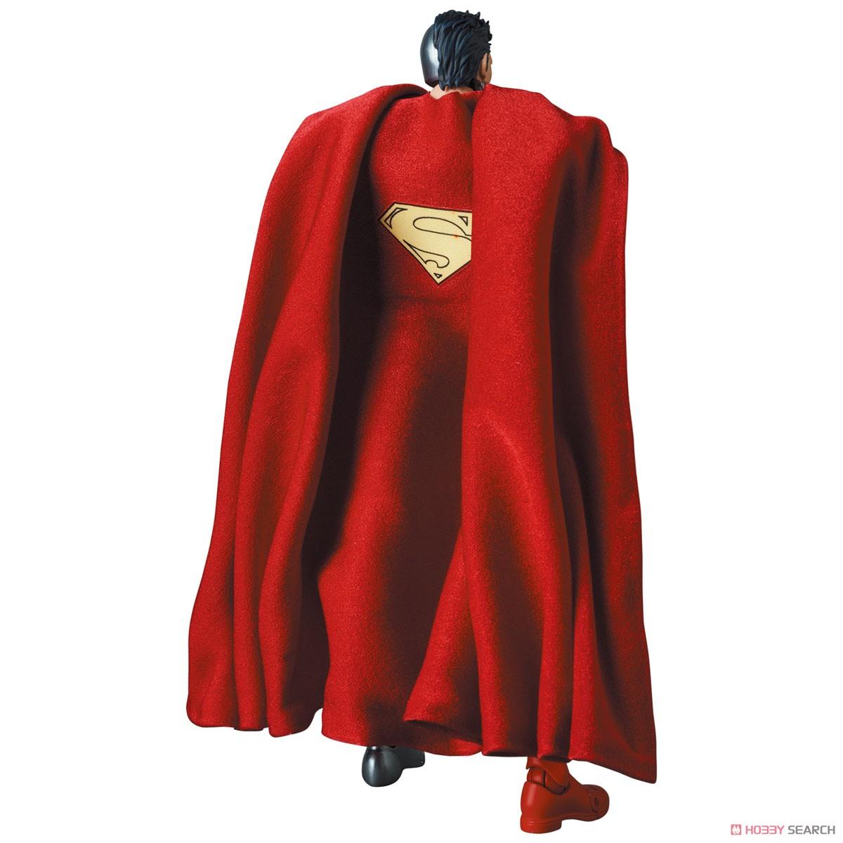 マフェックス No.164 MAFEX『サイボーグ スーパーマン/CYBORG SUPERMAN(RETURN OF SUPERMAN)』リターン・オブ・スーパーマン 可動フィギュア-005