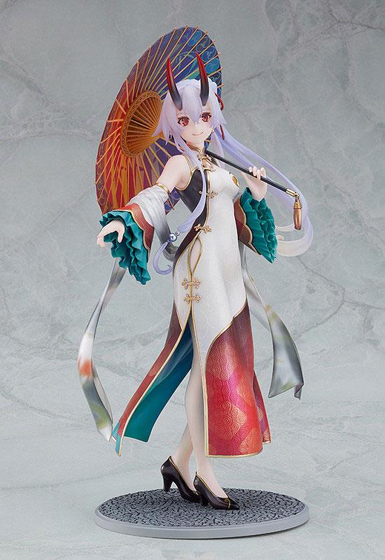 【限定販売】Fate/Grand Order『アーチャー/巴御前 英霊旅装Ver.』1/7 完成品フィギュア-002