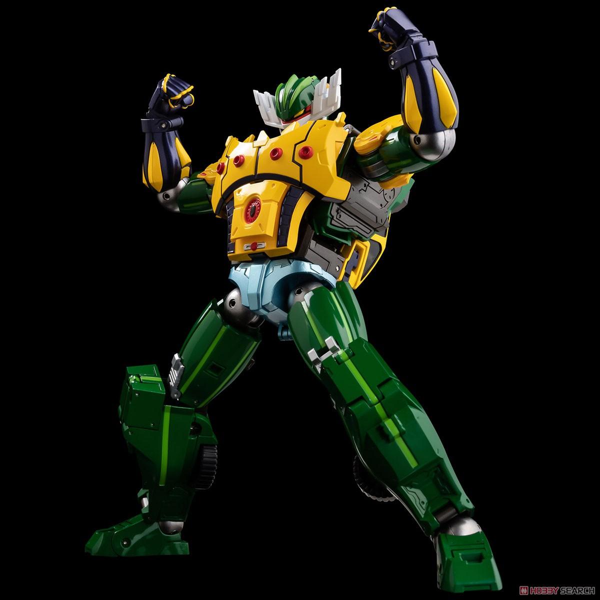 METAMOR-FORCE『ジーグフリート』鋼鉄ジーグ a.k.a. JEEGFRIED 可変可動フィギュア-001