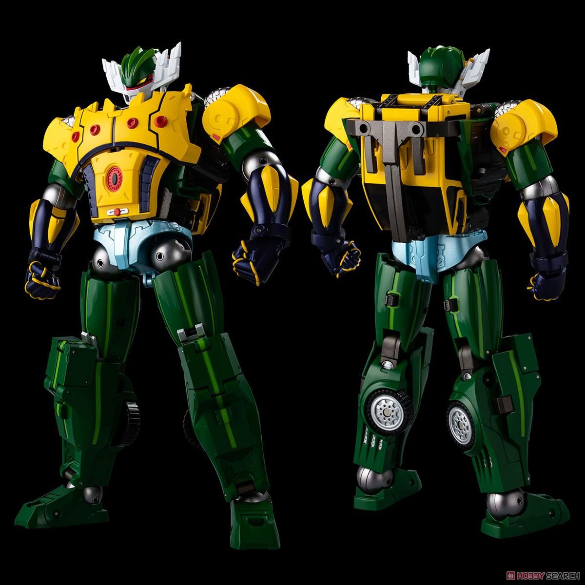 METAMOR-FORCE『ジーグフリート』鋼鉄ジーグ a.k.a. JEEGFRIED 可変可動フィギュア-003