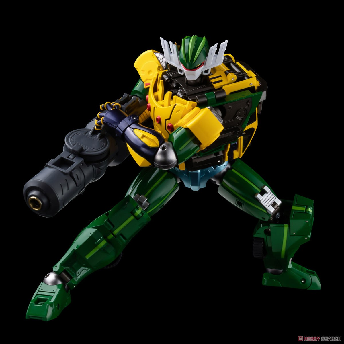 METAMOR-FORCE『ジーグフリート』鋼鉄ジーグ a.k.a. JEEGFRIED 可変可動フィギュア-007