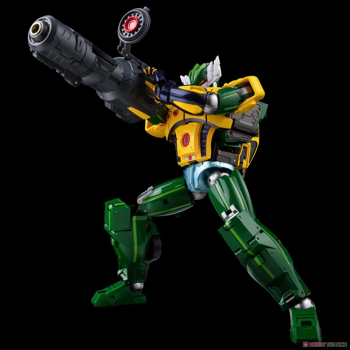 METAMOR-FORCE『ジーグフリート』鋼鉄ジーグ a.k.a. JEEGFRIED 可変可動フィギュア-008
