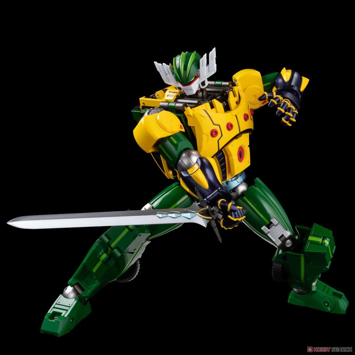 METAMOR-FORCE『ジーグフリート』鋼鉄ジーグ a.k.a. JEEGFRIED 可変可動フィギュア-010