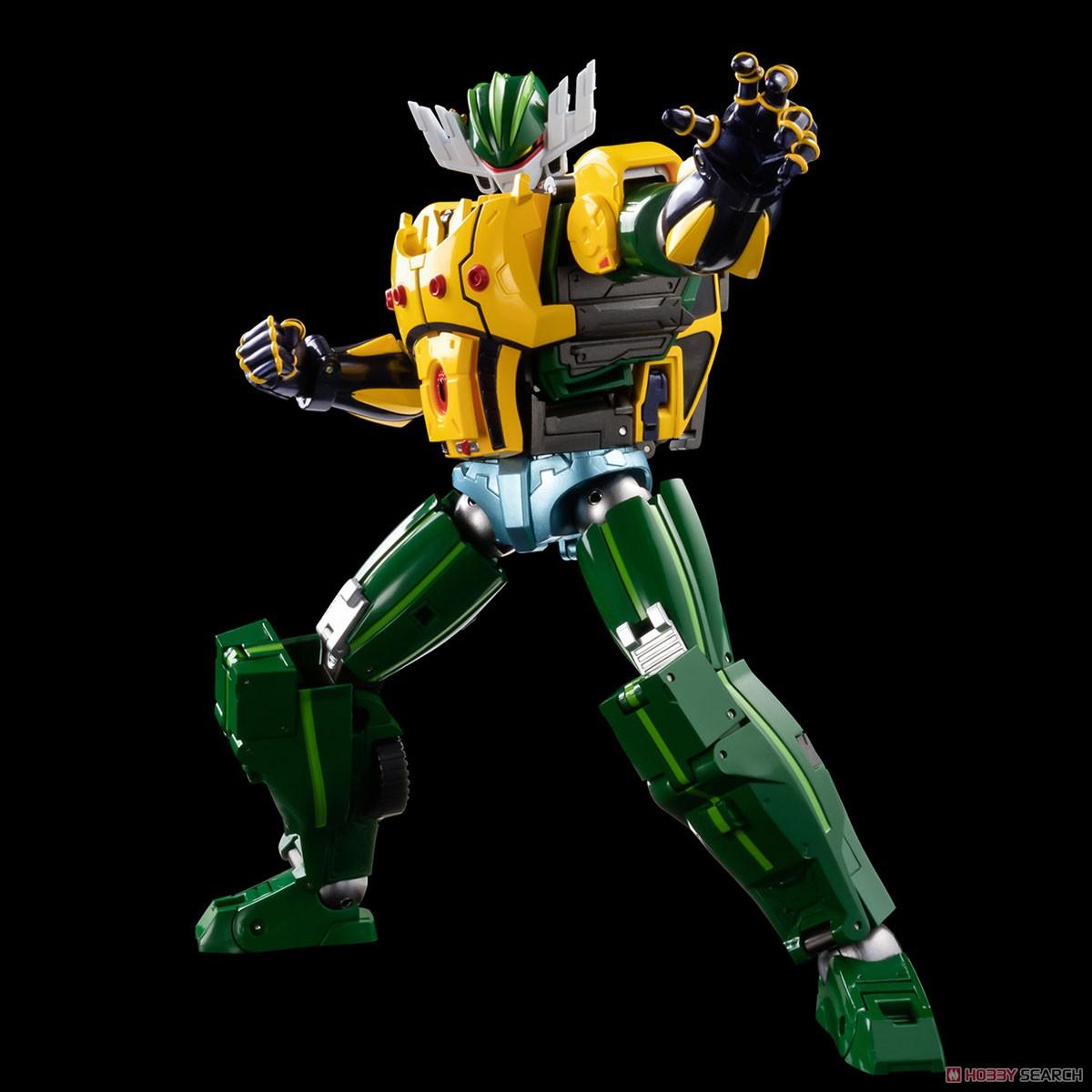 METAMOR-FORCE『ジーグフリート』鋼鉄ジーグ a.k.a. JEEGFRIED 可変可動フィギュア-013