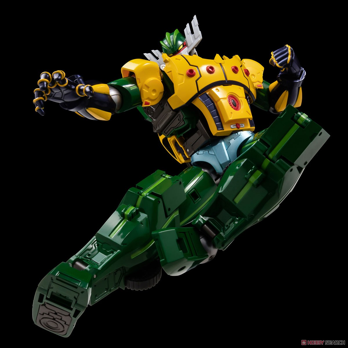 METAMOR-FORCE『ジーグフリート』鋼鉄ジーグ a.k.a. JEEGFRIED 可変可動フィギュア-016