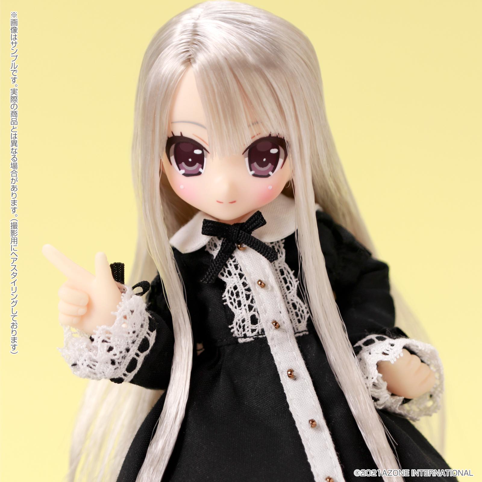 Lil'Fairy ~ちいさなお手伝いさん~『ヴェル 7th anniv.(ノーマル口ver.)』1/12 完成品ドール-004
