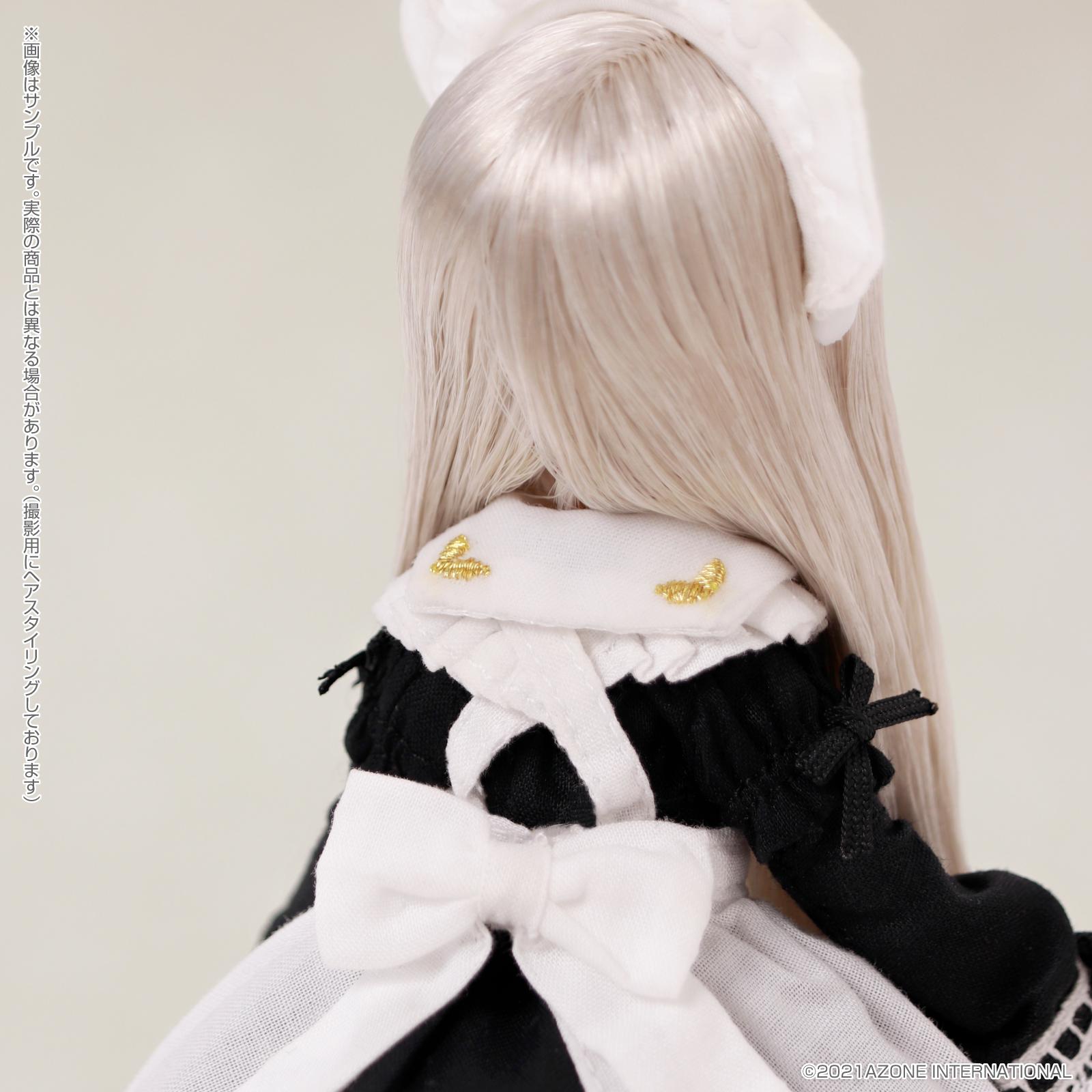 Lil'Fairy ~ちいさなお手伝いさん~『ヴェル 7th anniv.(ノーマル口ver.)』1/12 完成品ドール-005