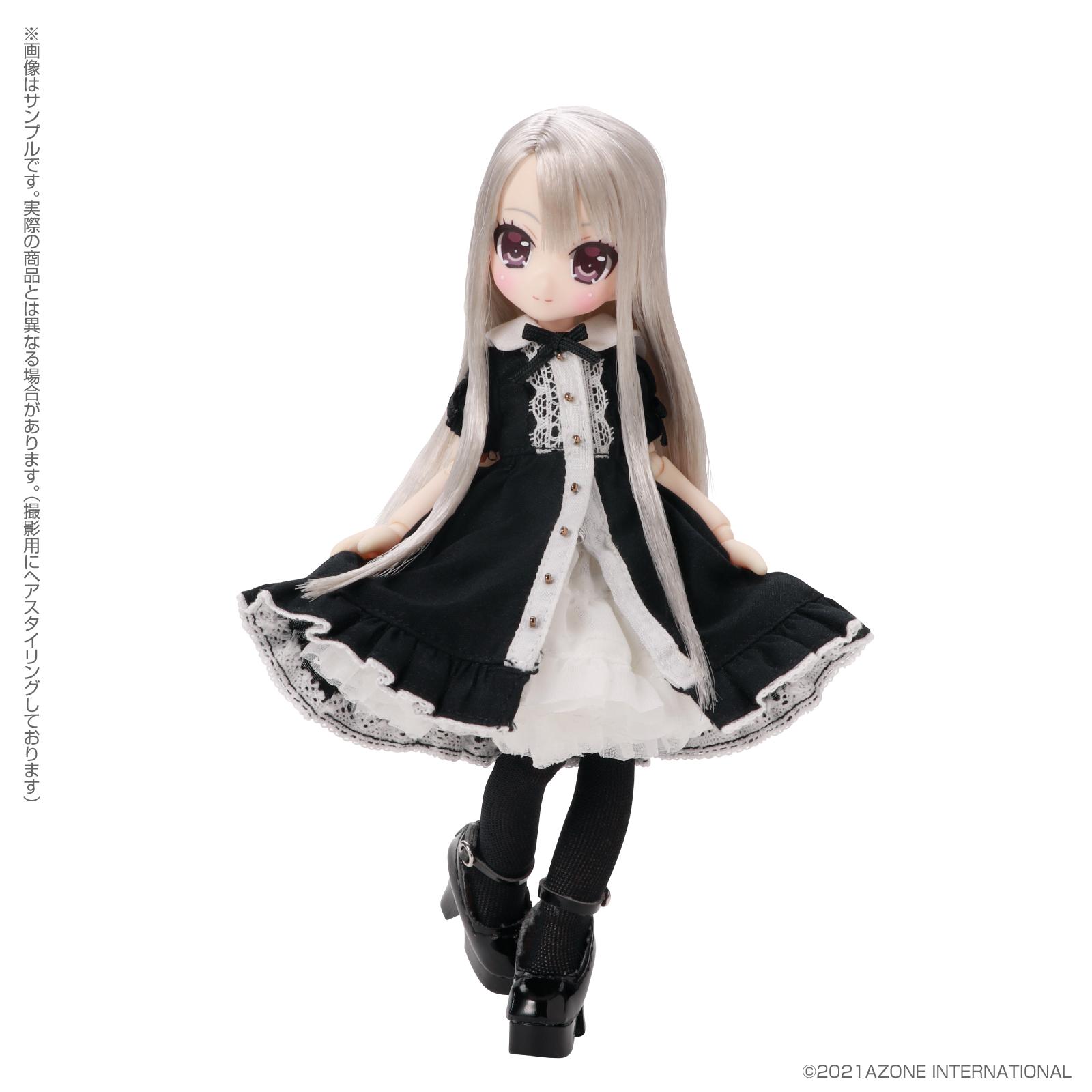 Lil'Fairy ~ちいさなお手伝いさん~『ヴェル 7th anniv.(ノーマル口ver.)』1/12 完成品ドール-010