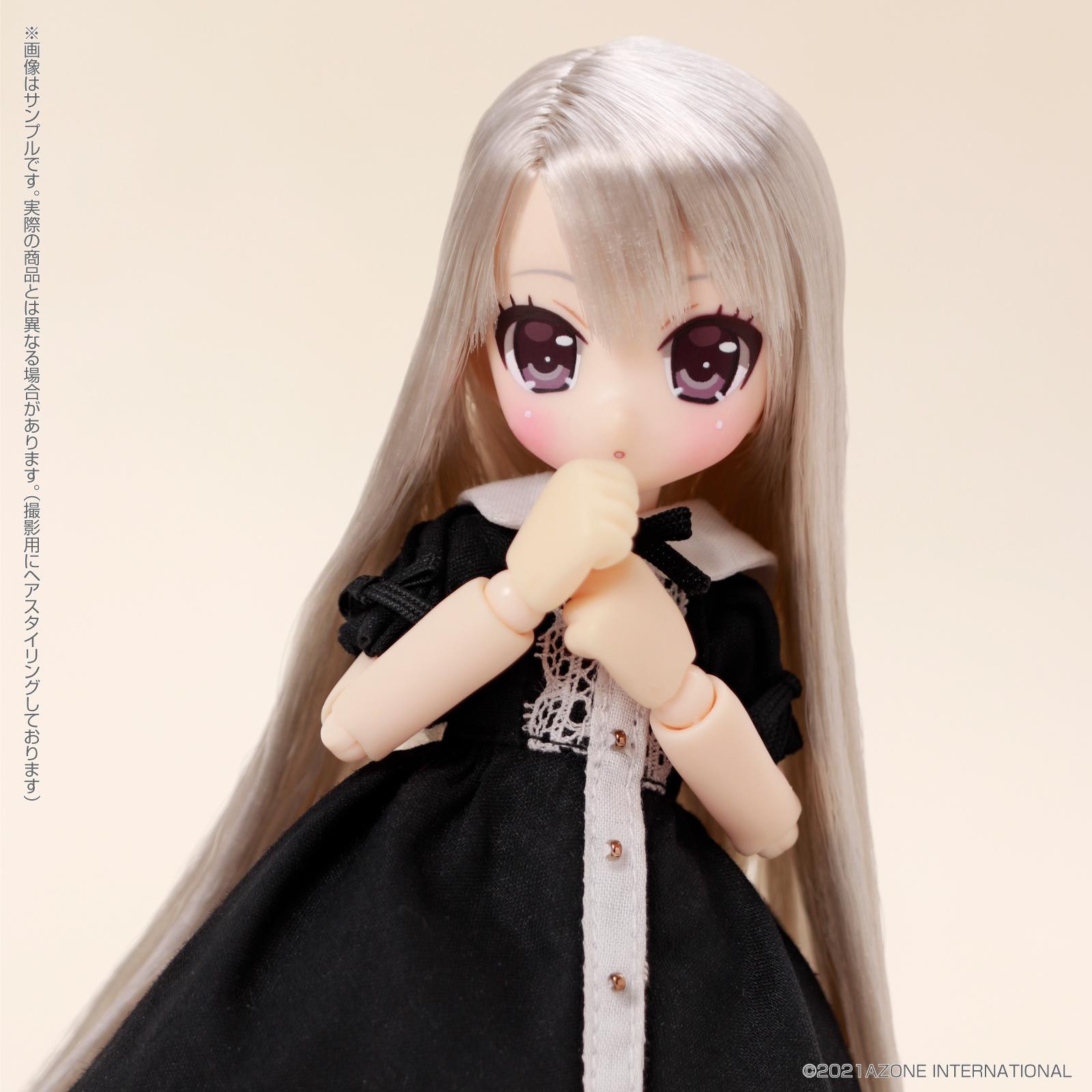 Lil'Fairy ~ちいさなお手伝いさん~『ヴェル 7th anniv.(ノーマル口ver.)』1/12 完成品ドール-015