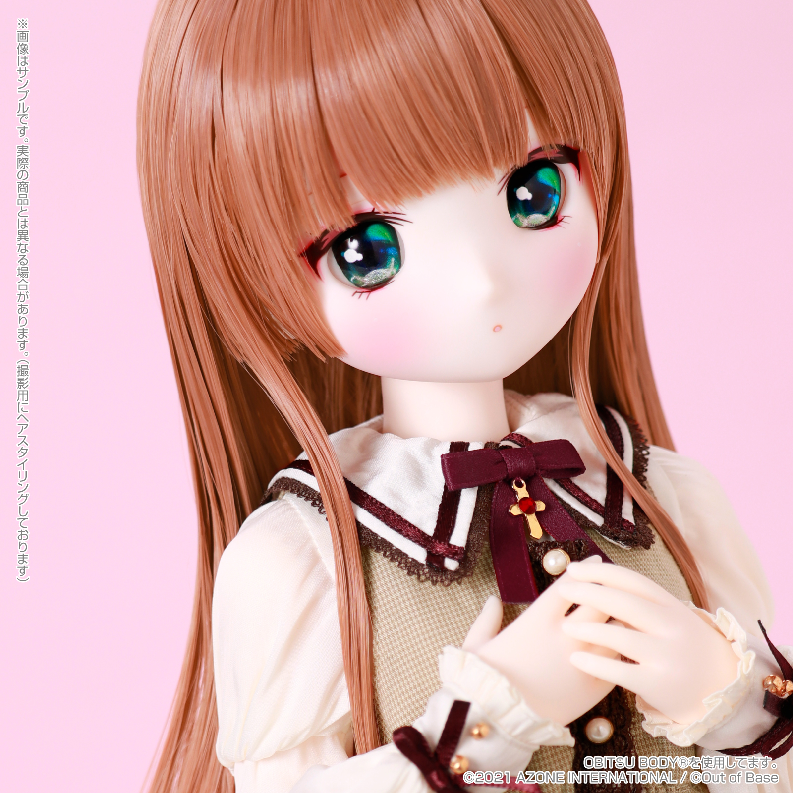 Iris Collect petit『あんな/~Wonder fraulein~Eternal Princess(通常販売ver.)』1/3 完成品ドール-015