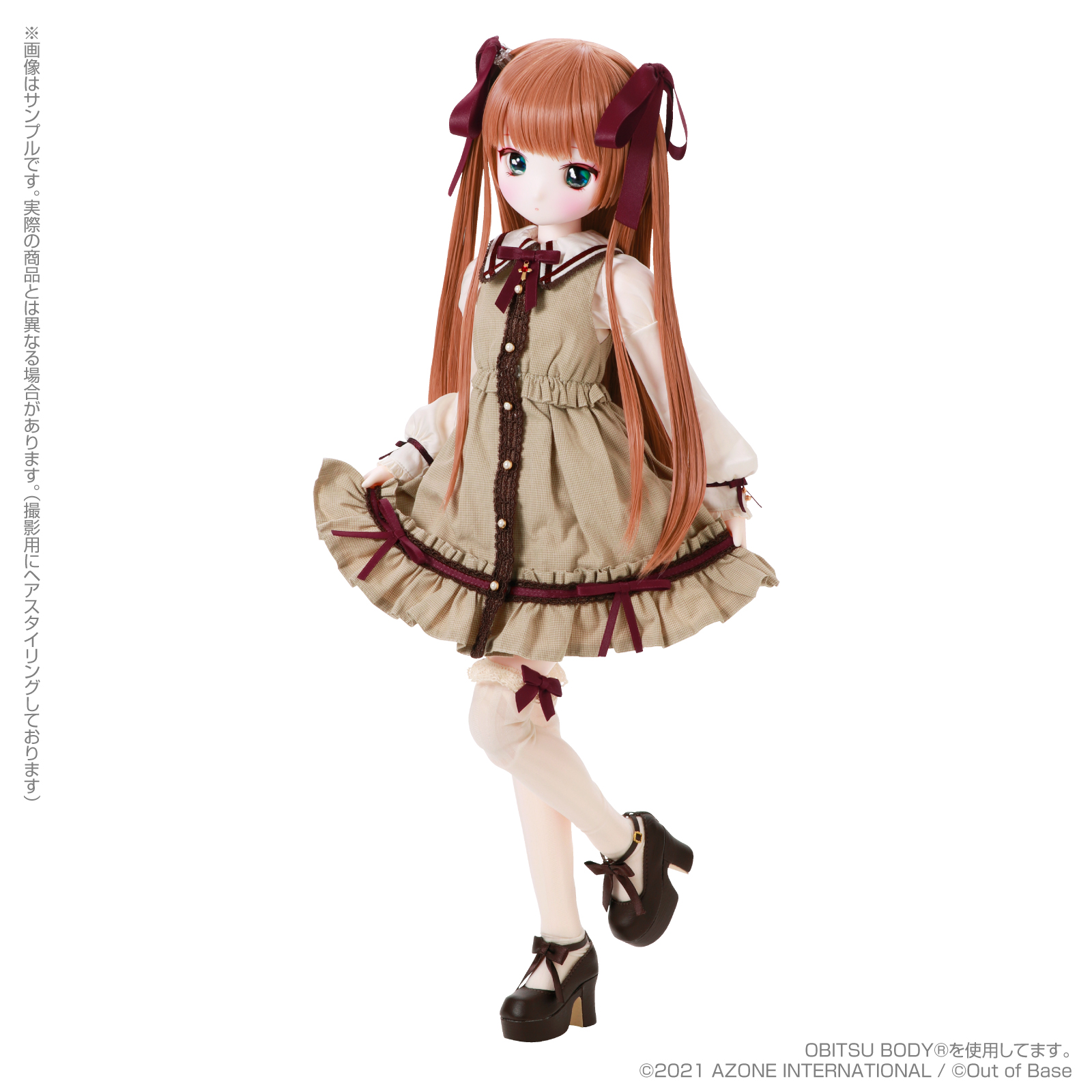 Iris Collect petit『あんな/~Wonder fraulein~Eternal Princess(通常販売ver.)』1/3 完成品ドール-020