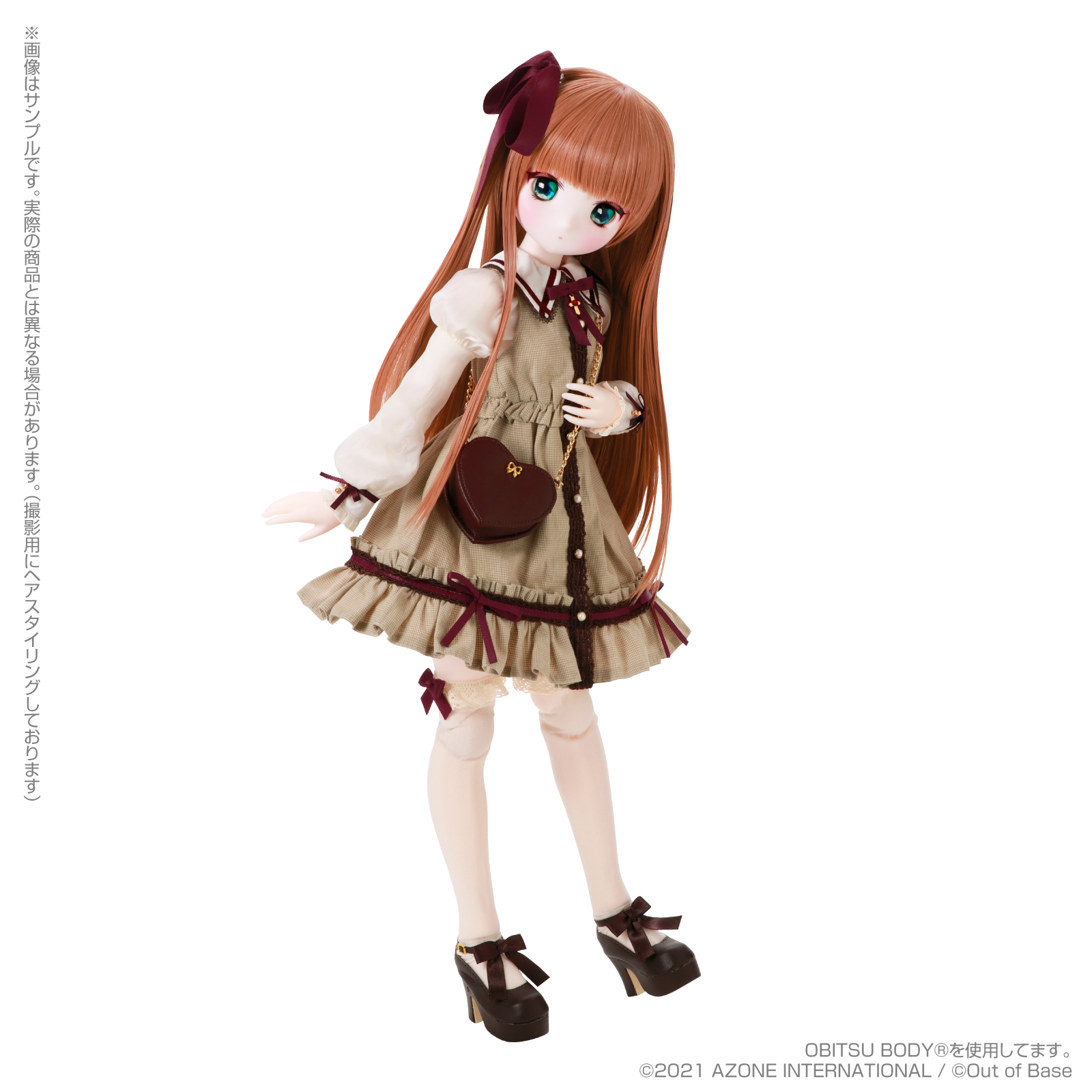 Iris Collect petit『あんな/~Wonder fraulein~Eternal Princess(通常販売ver.)』1/3 完成品ドール-022