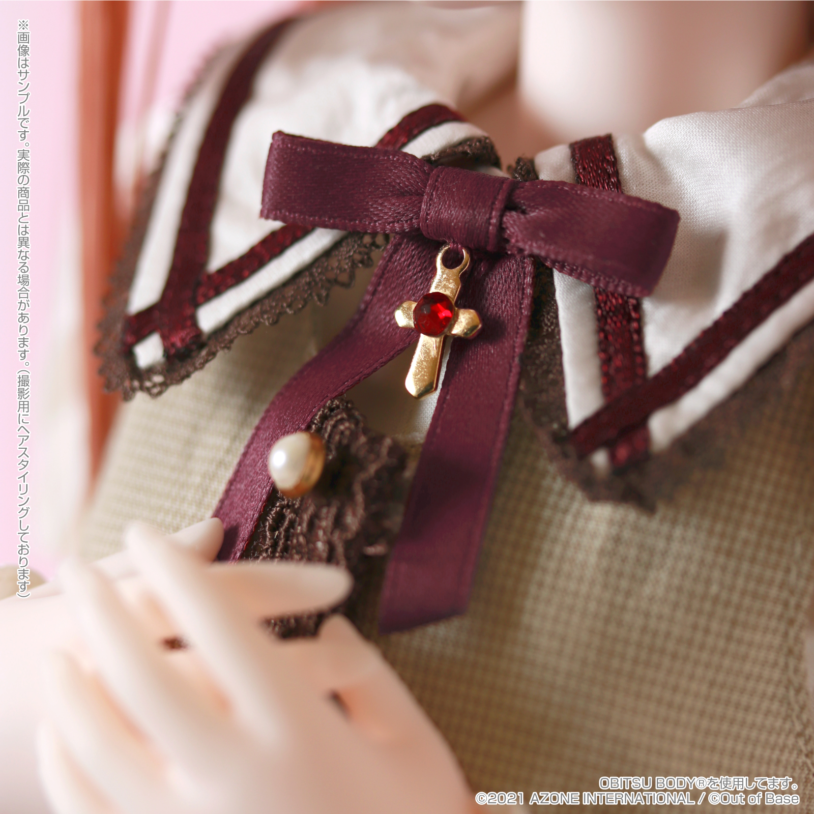 Iris Collect petit『あんな/~Wonder fraulein~Eternal Princess(通常販売ver.)』1/3 完成品ドール-023
