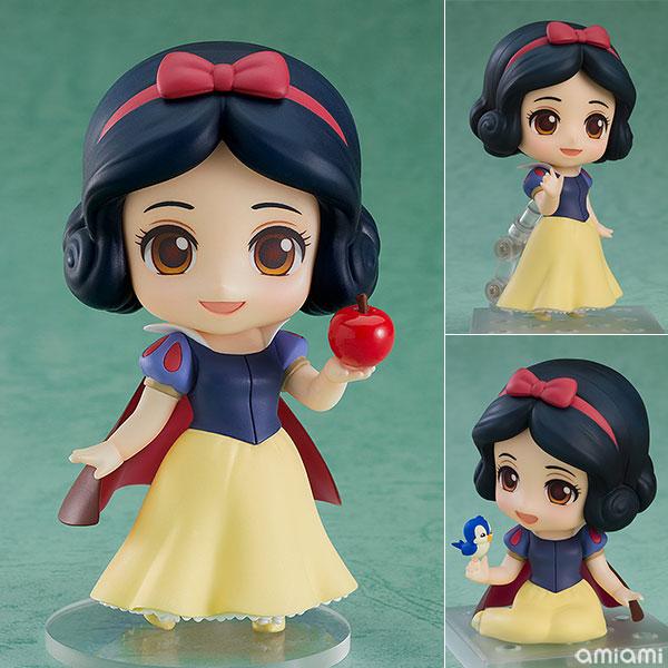 ねんどろいど『白雪姫』ディズニープリンセス デフォルメ可動フィギュア