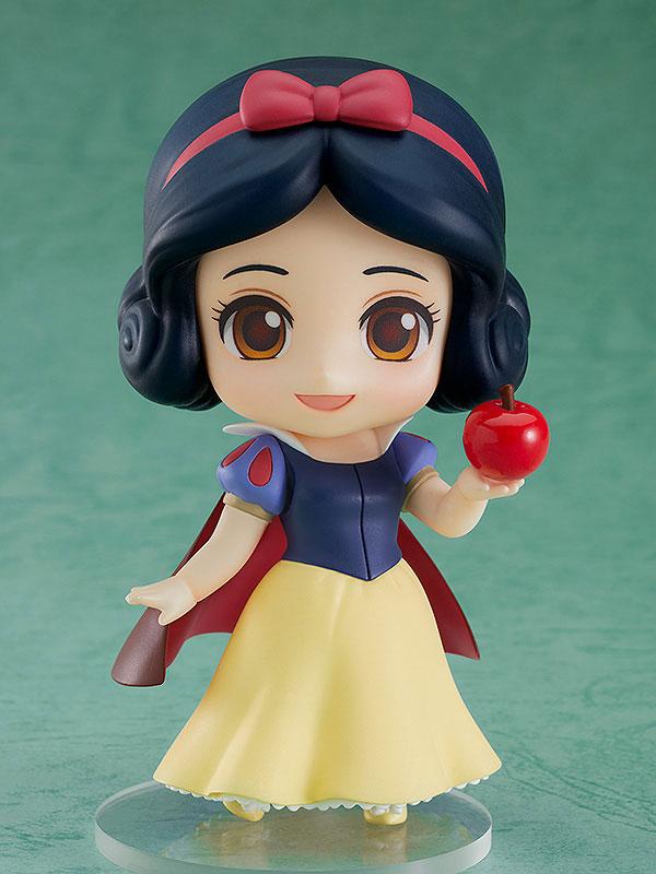 ねんどろいど『白雪姫』ディズニープリンセス デフォルメ可動フィギュア-001