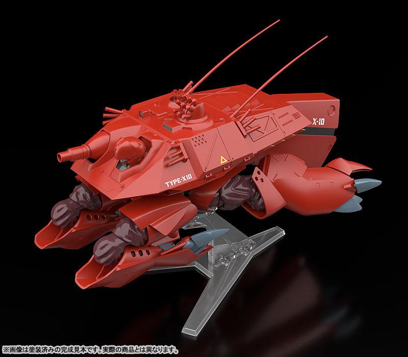 MODEROID『HAL-X10』機動警察パトレイバー  1/60 プラモデル-003