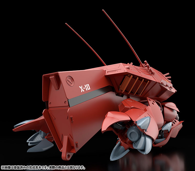 MODEROID『HAL-X10』機動警察パトレイバー  1/60 プラモデル-004