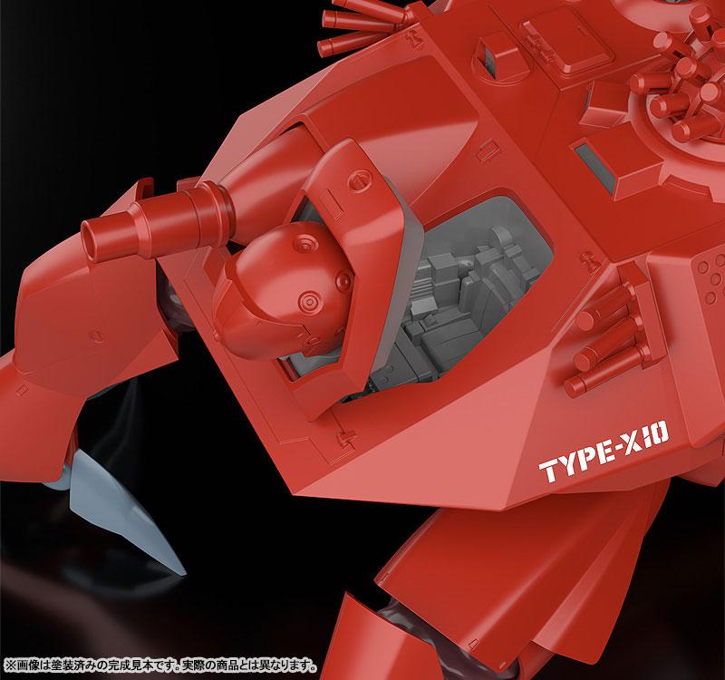 MODEROID『HAL-X10』機動警察パトレイバー  1/60 プラモデル-006