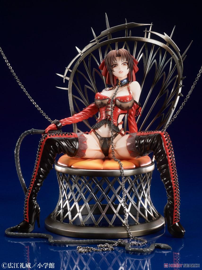BLACK LAGOON『20th Anniversary レヴィ 緋色の女王ver.』1/7 完成品フィギュア-001