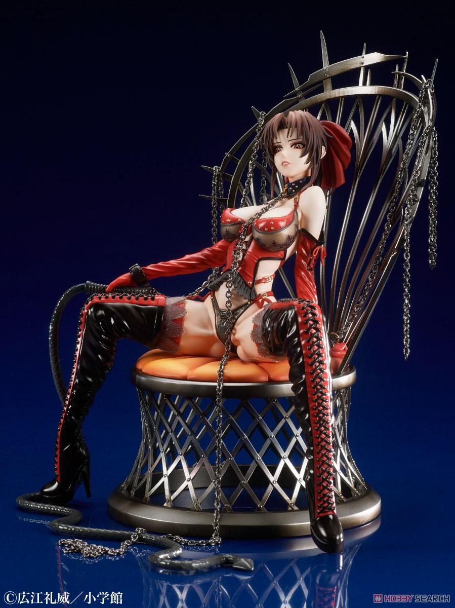 BLACK LAGOON『20th Anniversary レヴィ 緋色の女王ver.』1/7 完成品フィギュア-002