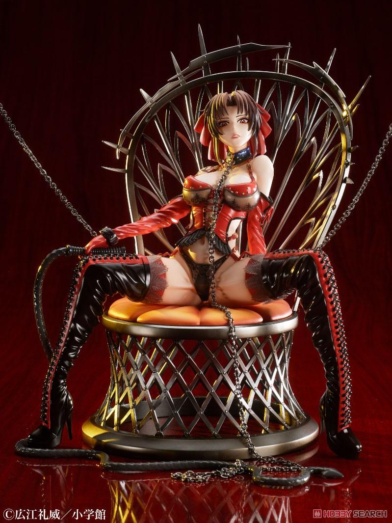 BLACK LAGOON『20th Anniversary レヴィ 緋色の女王ver.』1/7 完成品フィギュア-011
