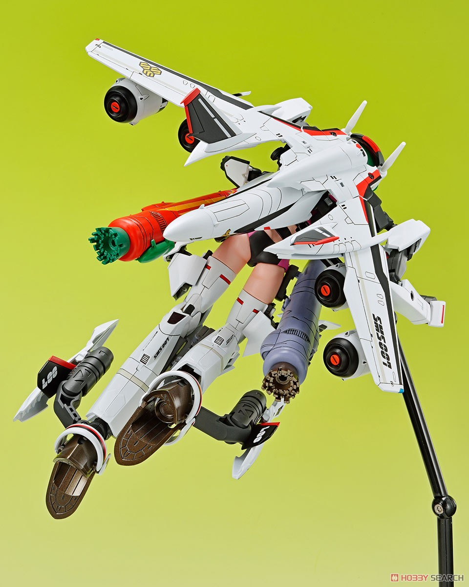 ACKS V.F.G.『VF-25F メサイア ランカ・リー』マクロスΔ プラモデル-006
