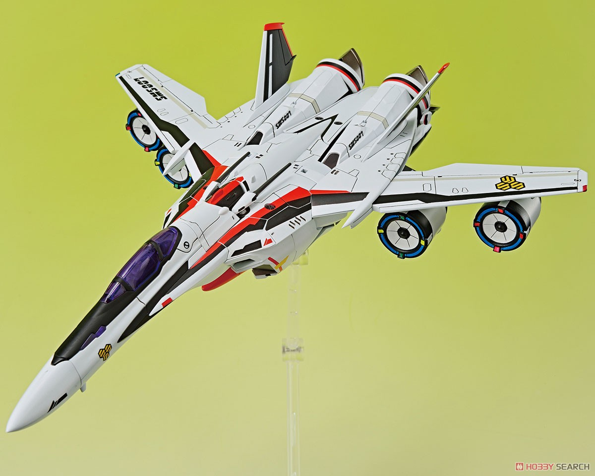 ACKS V.F.G.『VF-25F メサイア ランカ・リー』マクロスΔ プラモデル-013
